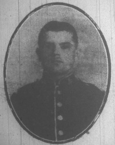 Private Norman Harry Fox