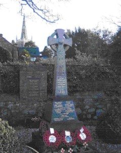 Dunton Bassett War Memorial