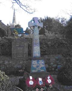 Dunton Bassett War Memorial