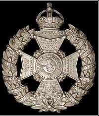 Badge of Rifle Brigade