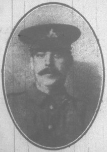 William Henry Smith, Rugby Advertiser 29 May 1915