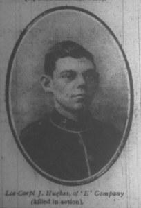 Hughes, J W G