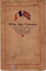 WithTheColours cover
