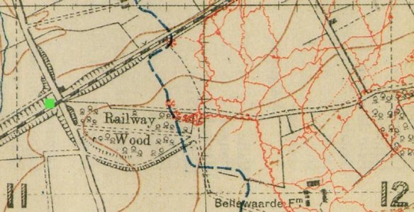 Powell - map-exhumation-railway