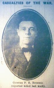 Russell, Percy Edgar